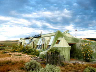 Earthship Modular Overview